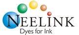 Neelikon provides dyes for ink.